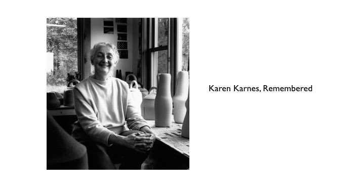 Karen Karnes, Remembered